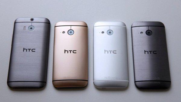 Мини-флагманы HTC