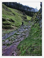 Cave Dale, Castleton, Peak District