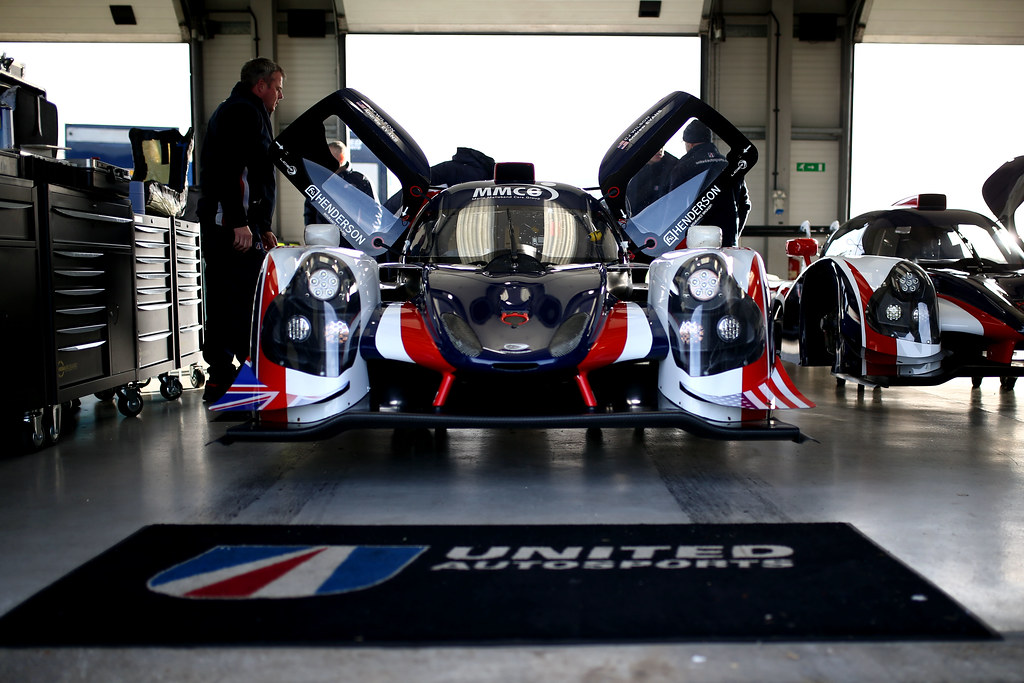 Ligier UK Customer Test - Snetterton March