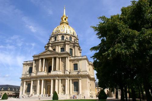 PICT0510/Paris City/Eglise du Dôme des Invalides/