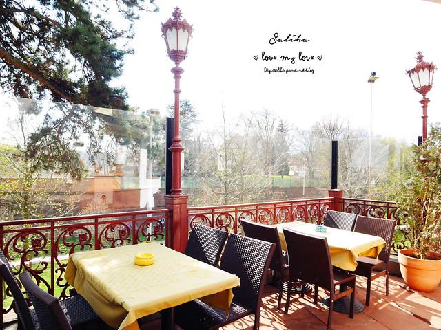 Hanavsky Pavilon交饗情人夢布拉格絕美景觀餐廳下午茶 (10)