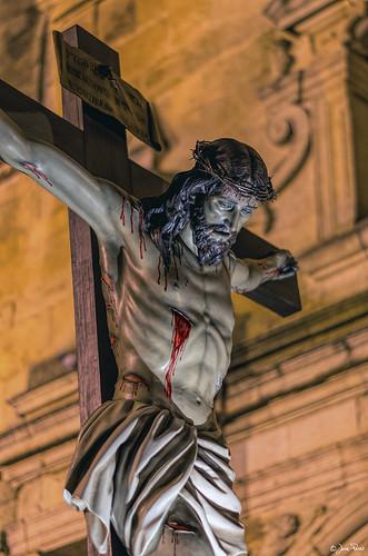 Santísimo Cristo de la llaga de la espalda.