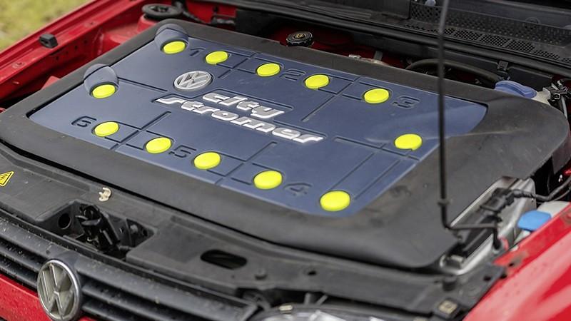 Volkswagen Golf EcoStromer (III)
