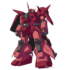 Gundam Twilight Axis Zaku III