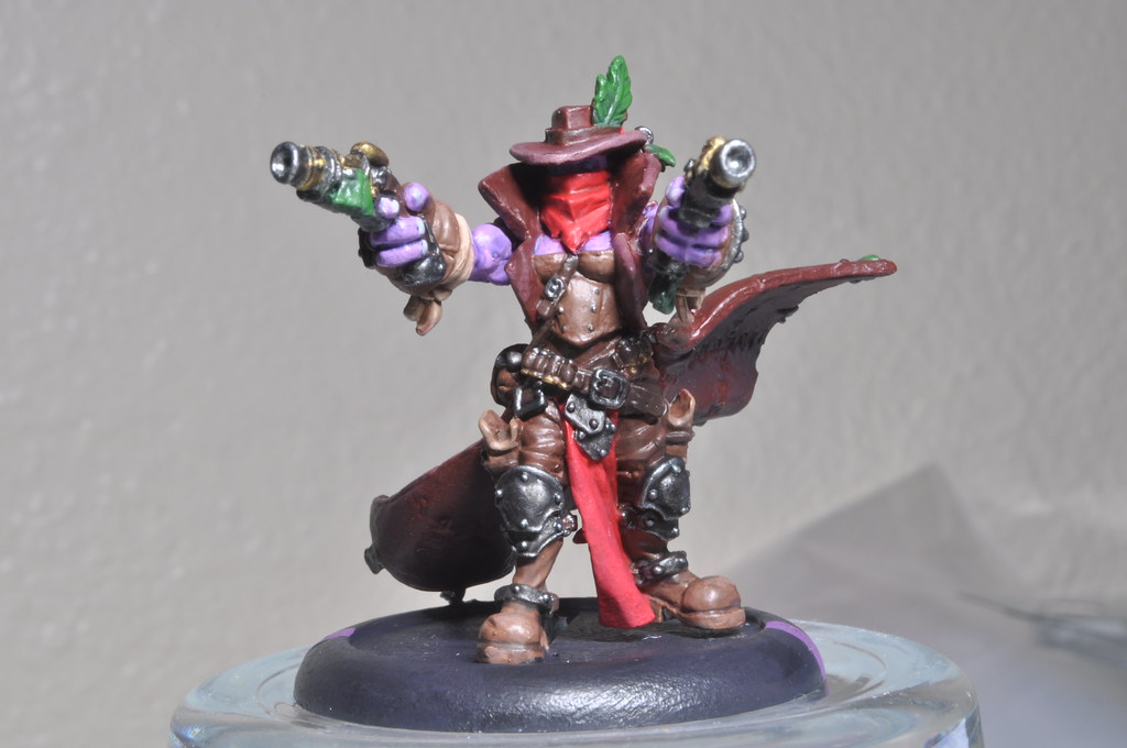 Braylen Wanderheart from the Front