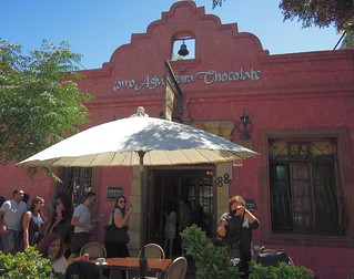 Chile (Santiago) Colonial style Cafe