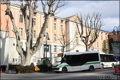 Vehixel Cytios 4 - RTUD (Régie des Transports Urbains Dignois) - Photo of Digne-les-Bains