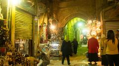 Inside Khan El-Khalili