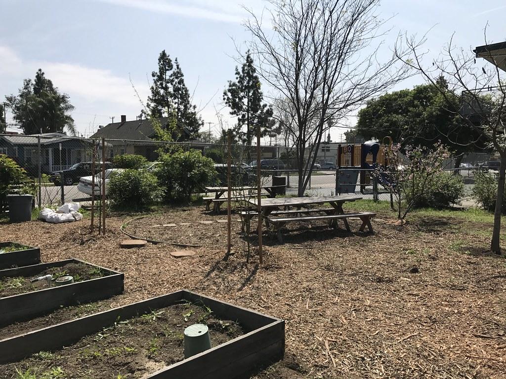 Trinity Elementary School/East West Bank
