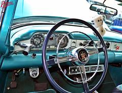 1954 Buick Century Dashboard