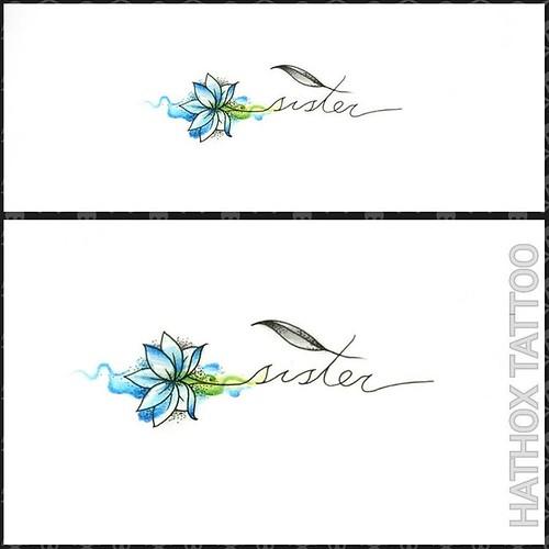Flor Watercolor 👊💀🎨  Obrigado a todos que acompanha meu trabalho 🙏⏳  HATHOX TATTOO Agende sua Tattoo pelo  Whatsapp 11 991371886  #feathertattoo #feather #watercolorart #watercolortattoo #watercolor #illustratio