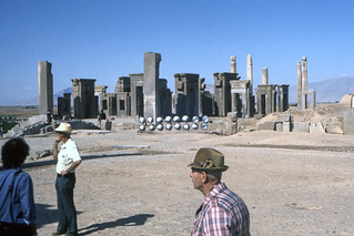 Found Photo - Iran - Persepolis - Archeological Site 06.tif