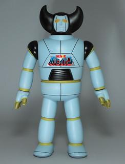 Mandarake 巨大軟膠玩具復活彈「巴比倫2世 波賽頓」!ノンスタンダードコレクション バビル2世 ポセイドン