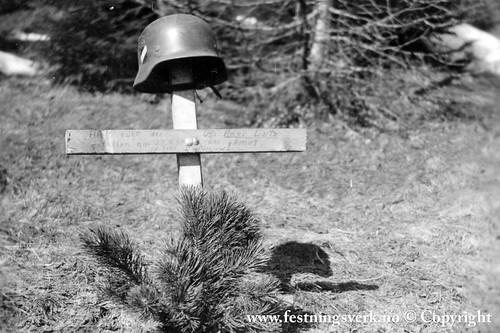 Tysk grav 1940  (2302)