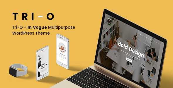 Tri-O WordPress Theme free download