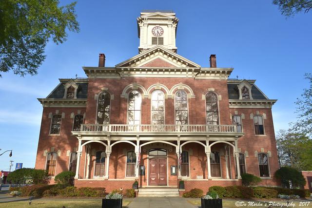 Courthouse, Walton County, GA