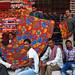 Blanket shop - Sonepur Mela, India by Maciej Dakowicz