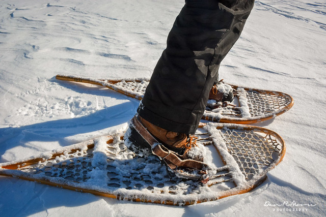 An Arctic Adventure in Swedish Lapland - Traditional Wooden Snow Skis