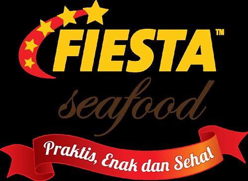 logo + tagline FIESTA SEAFOOD