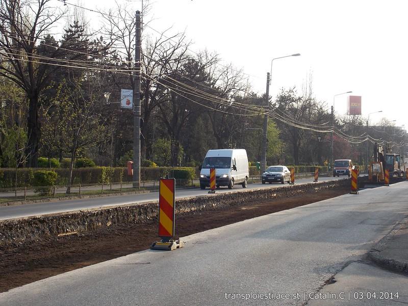 Traseul 102, etapa I: Bucla Nord ( Sp. Județean ) - Intersecție Republicii - Pagina 2 13605593973_4669b727d6_c