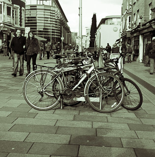 Bicycles, New Road Brighton