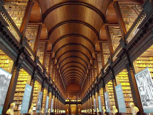 Dublin, Trinity Colege