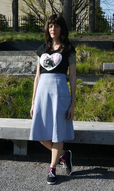 Mt skirt