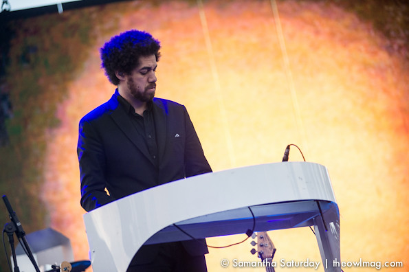 Broken Bells @ Coachella 2014 Weekend 2 - Friday
