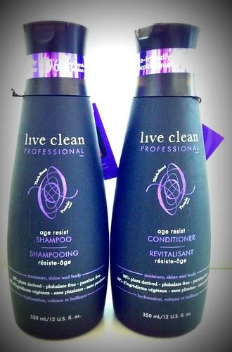 Live-clean-age-resist-shampoo-conditioner