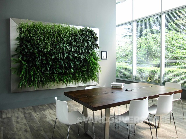 By Nature Design living wall-3