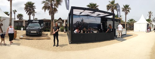 Jeep® & Harley-Davidson @8th Harley-Davidson Euro Festival 2014.