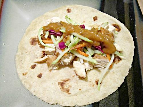 Thai  Chicken Tacos 002