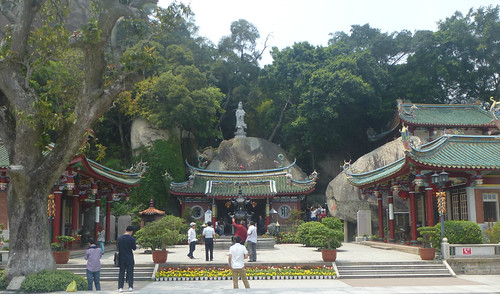 Fujian-Gulang Yu- Centre de l'ile-Roc du Soleil (2)
