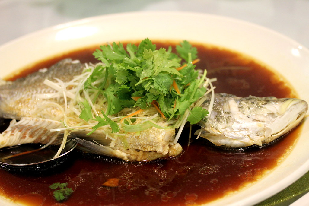 Diamond Kitchen @ Marine Parade's Hong Kong Steamed Fish