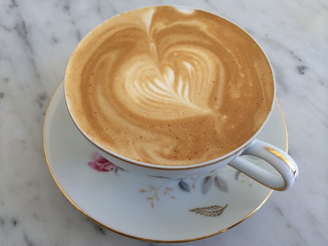 Latte - 20th Century Cafe