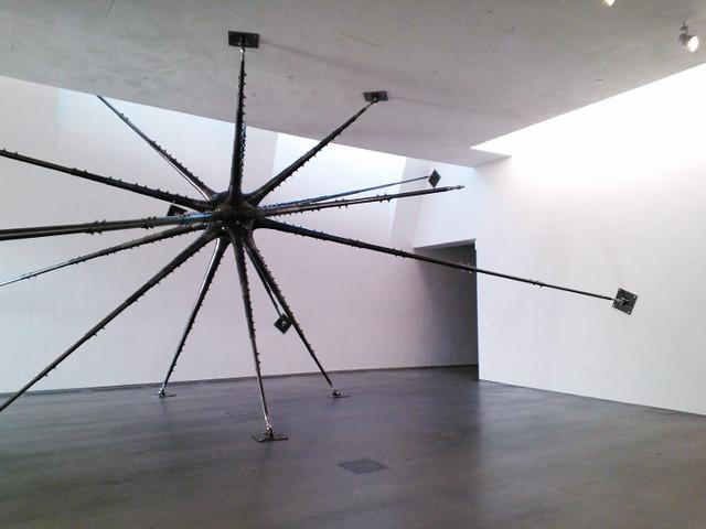 Pieza del museo de arte contemporáneo de Helsinki