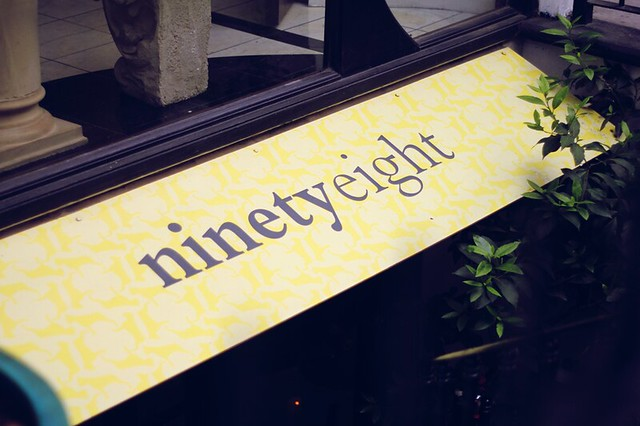 ninetyeight bar and lounge