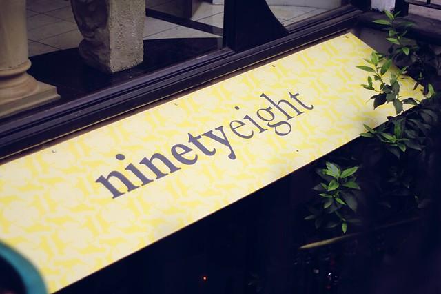 ninetyeight bar and lounge