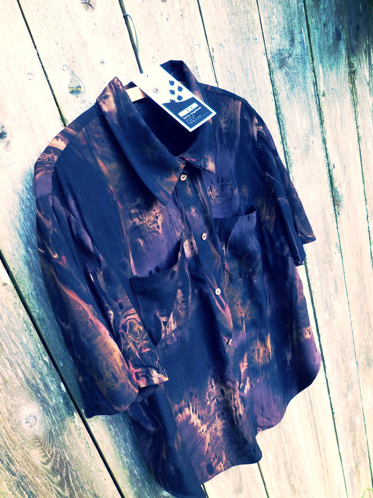 Rayon Blouse, For A Client