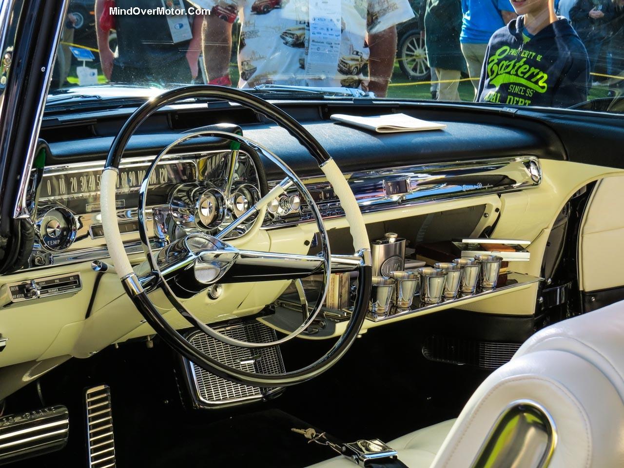 1957 Cadillac Eldorado Brougham Interior
