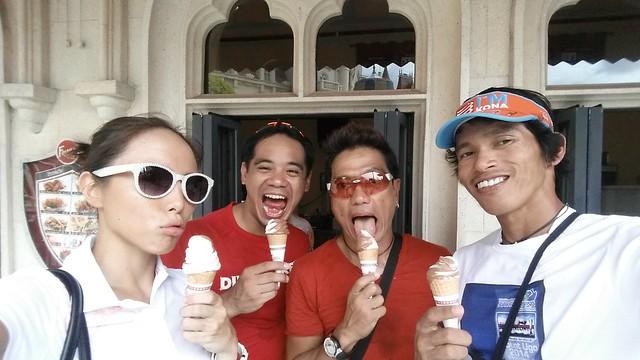 Bintan Triathlon + SG trip