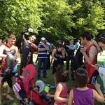Triathlon De L'Etang Des bois 2014
