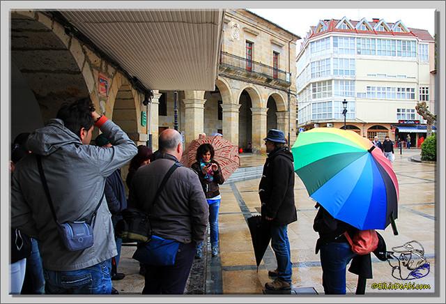 1 Anigersario en Espinosa de los Monteros