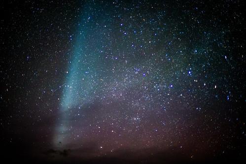 Aurora -- No Meteors