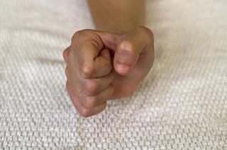 Movilización del dedo