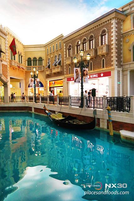 venetian grand cannal shoppes