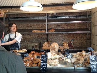 Fabrique Bakery, Geffrye Street, Hoxton, London