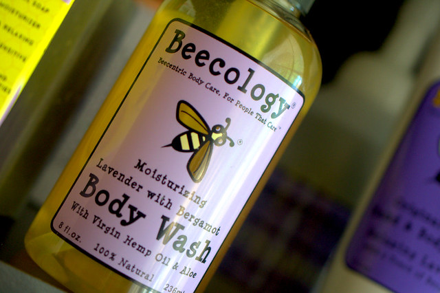 Beecology Lavender & Bergamot Body Wash