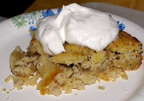 Photo: Irish Apple Cake