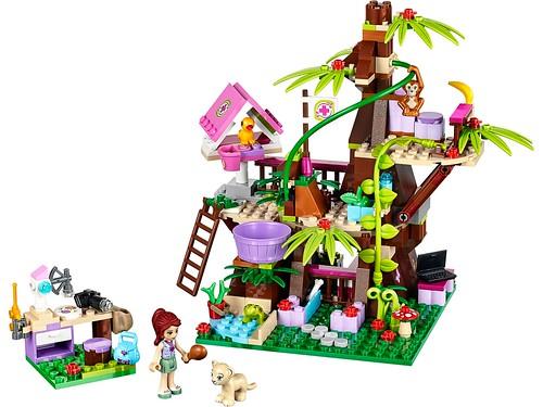 41059 Jungle Tree Sanctuary